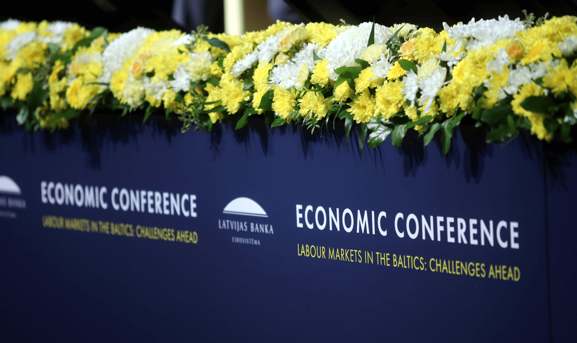 """Economic Conference """"Labour Markets in the Baltics: Challenges Ahead"""""""