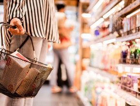 Does the Covid-19 pandemic-induced change in consumption patterns affect inflation?
